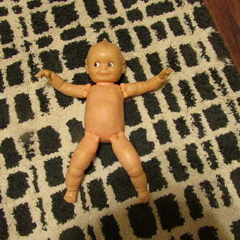 My Mom's Kewpie doll :) - Dolls