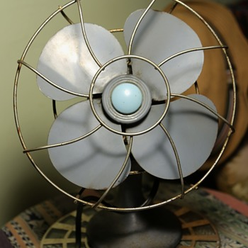 Koldair Fan - 40s? - Tools and Hardware