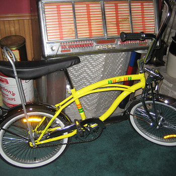 ~~My Mello Yellow Promotional Bike~~ - Outdoor Sports