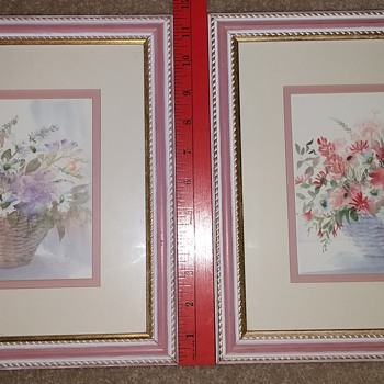 Beaux Arts Floral Prints