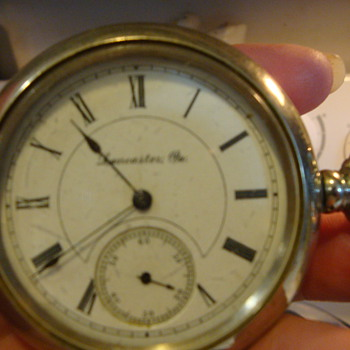 Daddy's Watch - Pocket Watches