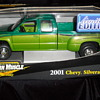 Die Cast 2001 Chevrolet Silverado Dually