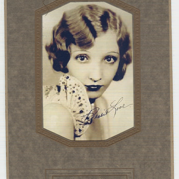 1922 calander - Postcards