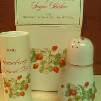 avon suger shaker - Kitchen
