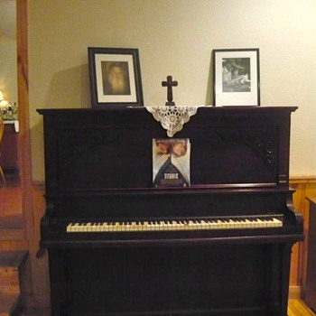 102 Year Old Piano