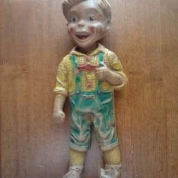 Mystery Rubber Doll HELP! - Dolls