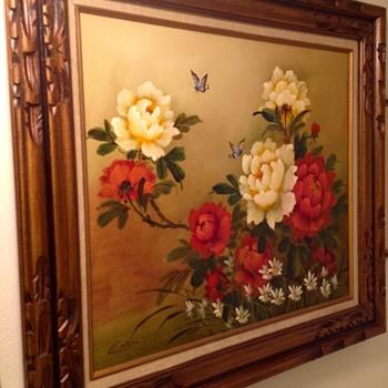 Canvas Painting - Visual Art