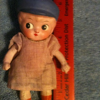 Doll made in Germany