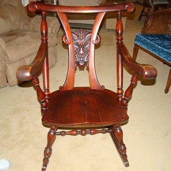 The Devil Chair - Furniture
