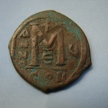 Unknown Ancient Coin Maybe Greek  - World Coins