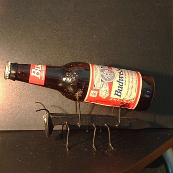 Bud ad folk art!
