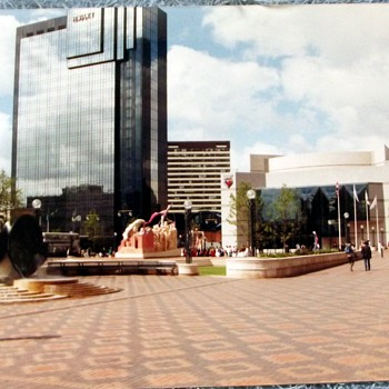 1991-birmingham-the new convention centre-broad st. - Photographs