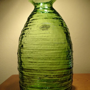 BLENKO -USA /DATES 2003  - Art Glass
