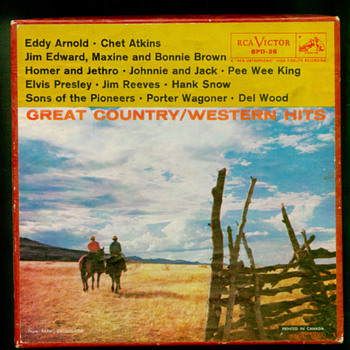 Country and Western Greats .... Canadian Edition - Records