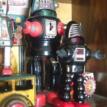 1950's Robby The Robot !!!! All original ! NFS !