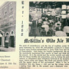 McGillin's Ale House, Philadelphia Postcards