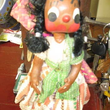 Old Doll..