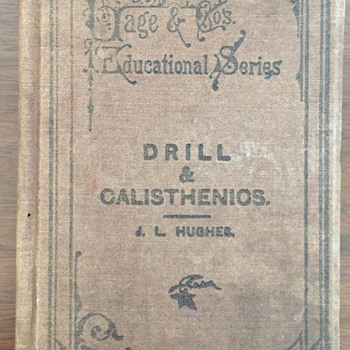 Manual of Drill and Calisthenics.