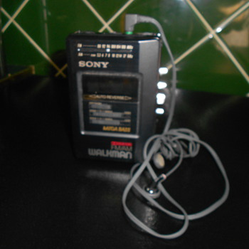 Sony Walkman. - Electronics