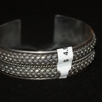 925 Cuff Bracelet