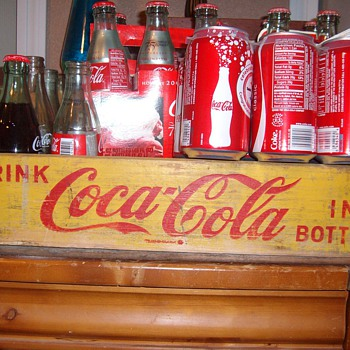 more coke stuff - Coca-Cola