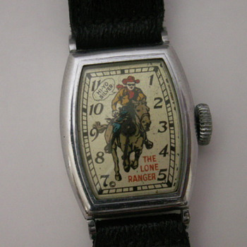 The Lone Ranger - Wristwatches