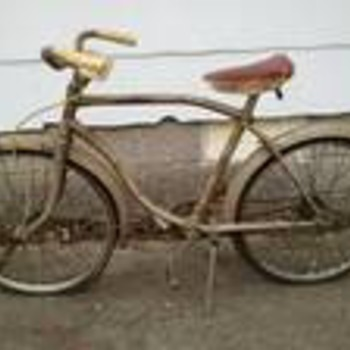 Vintage Western Flyer 20&quot; bicycle made in England.