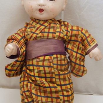 Asian Dolls I am trying to Identify - Dolls