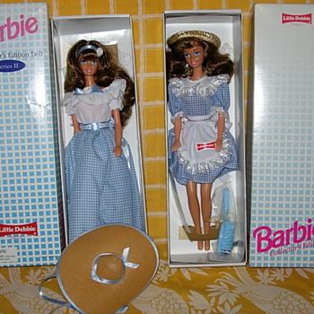 Little Debbie Barbie - Dolls