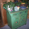 Victorian Cottage Washstand?