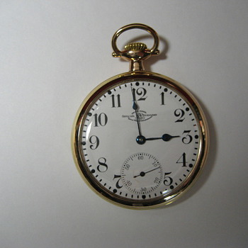 1903 Ball Watham - Pocket Watches