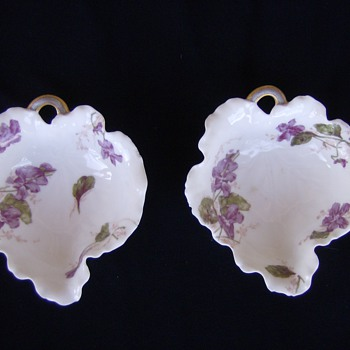My favorite Limoge Pieces - China and Dinnerware