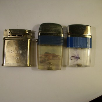 More Old Lighters or Not - Tobacciana