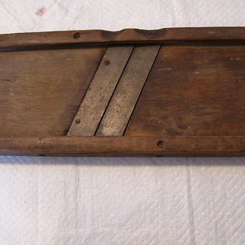 OLD WOOD TOOL - Tools and Hardware