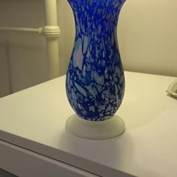 Gibraltar Glass Vase