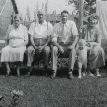 Five Generation Photos - Photographs