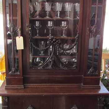 Gorgeous Antique (1800's) Hutch