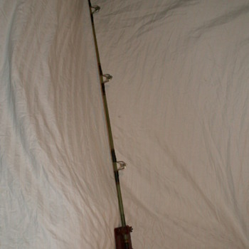 Vintage Montague Fishing Rod Model 7771
