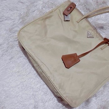 prada nylon bag rare item i dont know what series it is