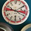 World War 2 Chelsea Radio Room Brass Clock