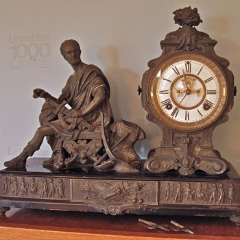 Ansonia Clock - Clocks