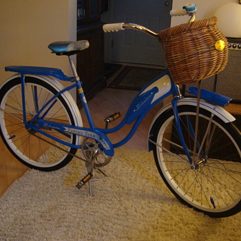 1961 Schwinn Flying Star - Outdoor Sports