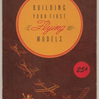 1946 - Building Your First Flying Models - Paper