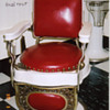 Koch Barber Chairs 1909, National Cash Register,Towel Steamer