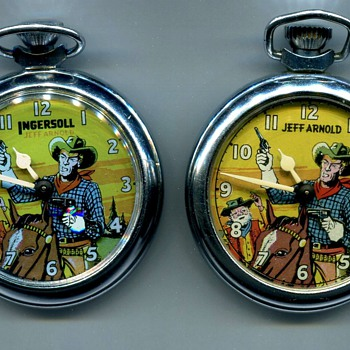 Jeff Arnold Pocket Watches