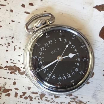 GCT Hamilton - Pocket Watches