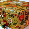 1950's Sewing Box with Goodies