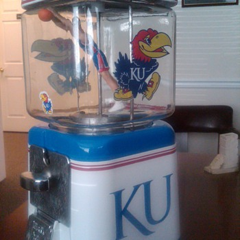 James&#039; new Gumball Machine