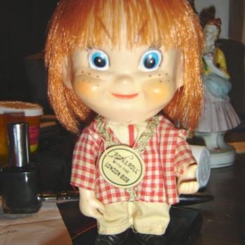 London Bob! - Dolls