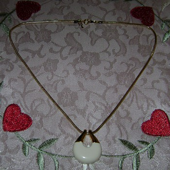 6o's Trifari Necklace